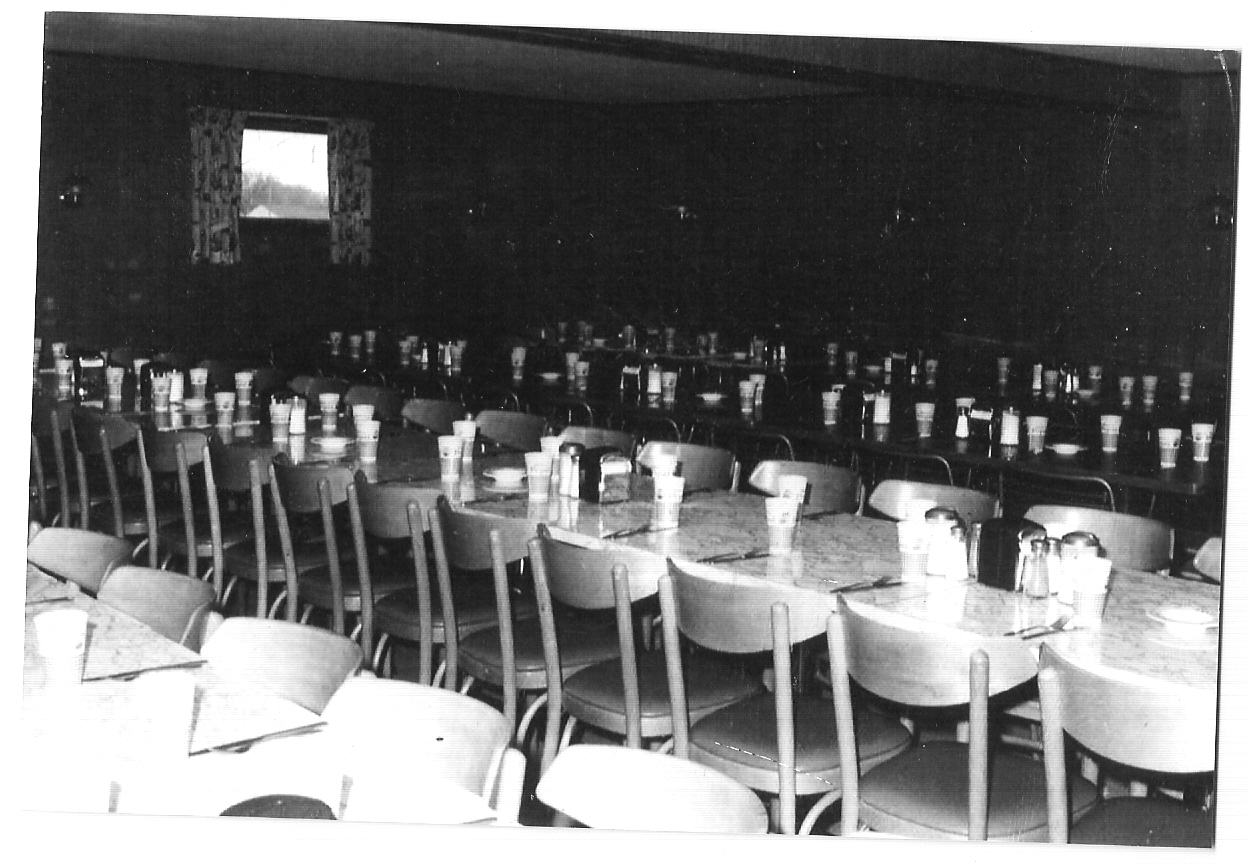 The Orange, Banquet room